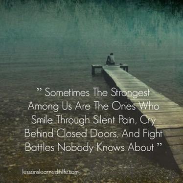 Silent Words…