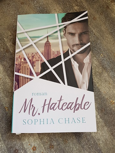 """Mr. Hateable"" von Sophia Case"