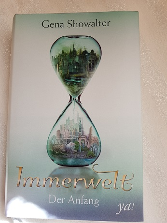"""""""Immerwelt - Der Anfang"""" von Gena Showalter"""