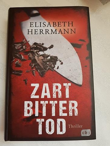 """""""Zartbittertod"""" von Elisabteh Herrmann"""