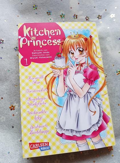 """""""Kitchen Princess"""" von Natsumi Ando, Miyuki Kobayashi"""