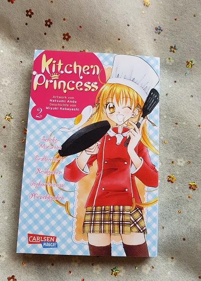"""""""Kitchen Princess 2"""" von Natsumi Ando und Miyuki Kobayashi"""