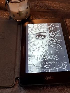 """""""Iron Flowers 2 - Die Kriegerinnen"""" von Tracy Banghart"""