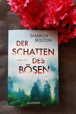 """""""Der Schatten des Bösen"""" von Sharon Bolton"""