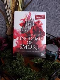 """""""Kingdoms of Smoke - Die Verschwörung von Brigant"""" von Sally Green"""