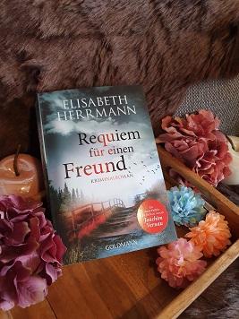 """""""Requiem für einen Freund (Joachim Vernau 6)"""" von Elisabeth Herrmann"""
