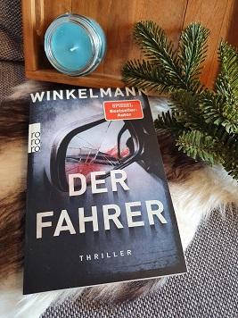 """""""Der Fahrer (Kerner und Oswald 3)"""" von Andreas Winkelmann"""