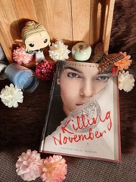 """""""Killing November"""" Band 1 von Adriana Mather"""