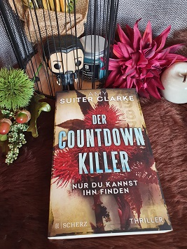 """Der Countdown Killer"" von Amy Suiter Clarke"