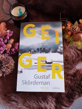 """""""Geiger"""" (Geiger-Reihe 1) von Gustaf Sköderman"""