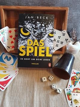 """""""Das Spiel - Es geht um dein Leben"""" von Jan Beck"""