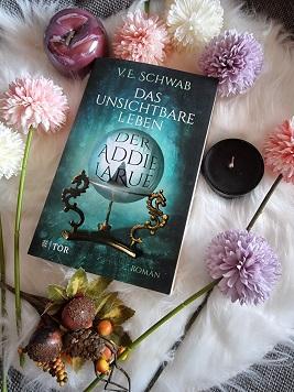 """""""Das Unsichtbare Leben der Addie LaRue"""" von V.E. Schwab"""