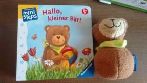 Hallo, kleiner Bär!