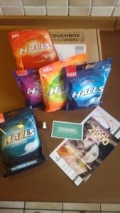 Halls Box