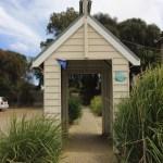 Zugang zu Bells Beach Backpackers