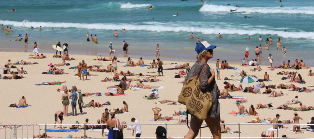 Sydney Beach Walk -Coogee Nach Bondi Beach