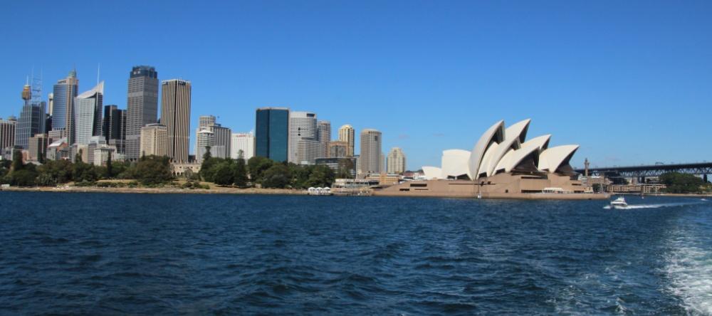 Außergewöhnliches Sydney: Mein Erster Stop