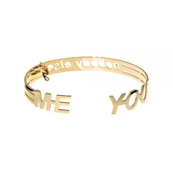 Bracciale Me You Nobody Else