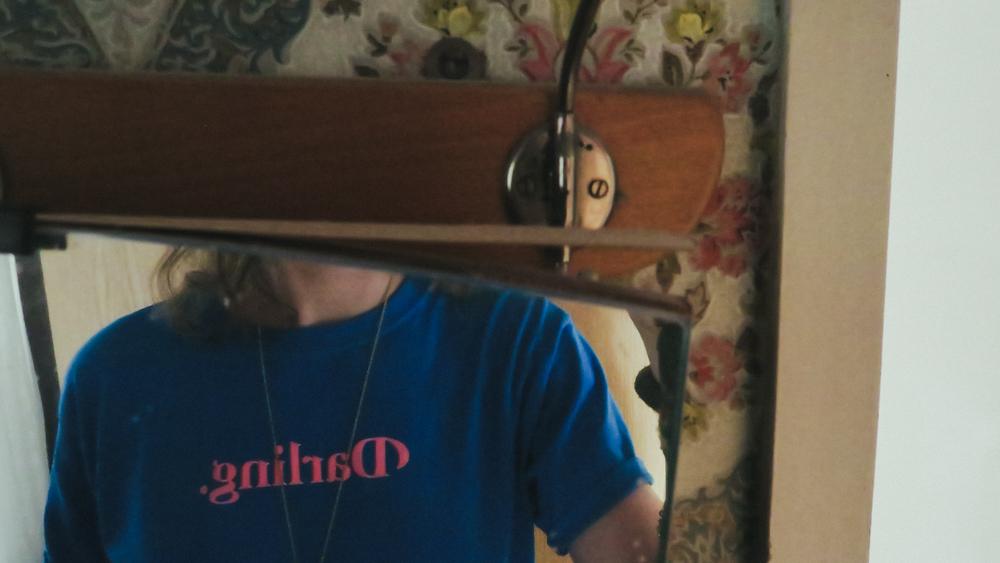 Mirror Selfie Fashion memories t-Shirt Darling in mirror