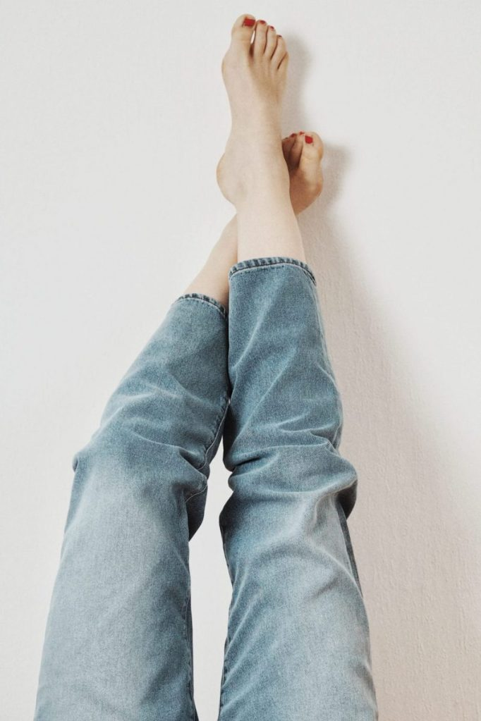 sustainable Jeans Nadine Wilmanns fashion photography