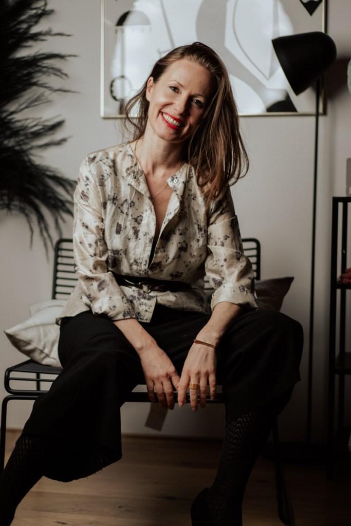fashion designer Johanna Riplinger by Nadine Wilmanns photography