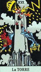 La Torre en el tarot: volver a nacer, renacer #sersiendo