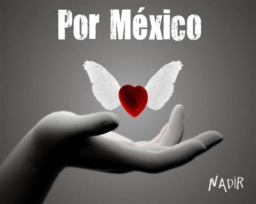 Estas letras van por México