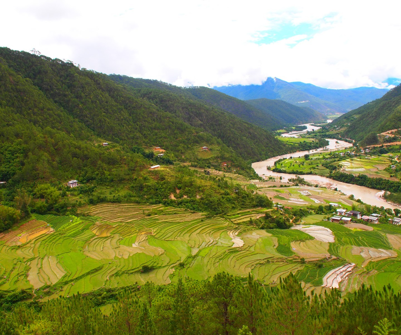 ¿Países subdesarrollados? #sersiendo #bhutan