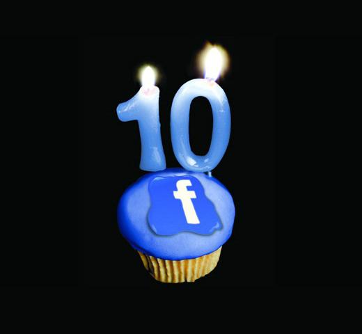 Oda a Facebook: 10 años #sersiendo