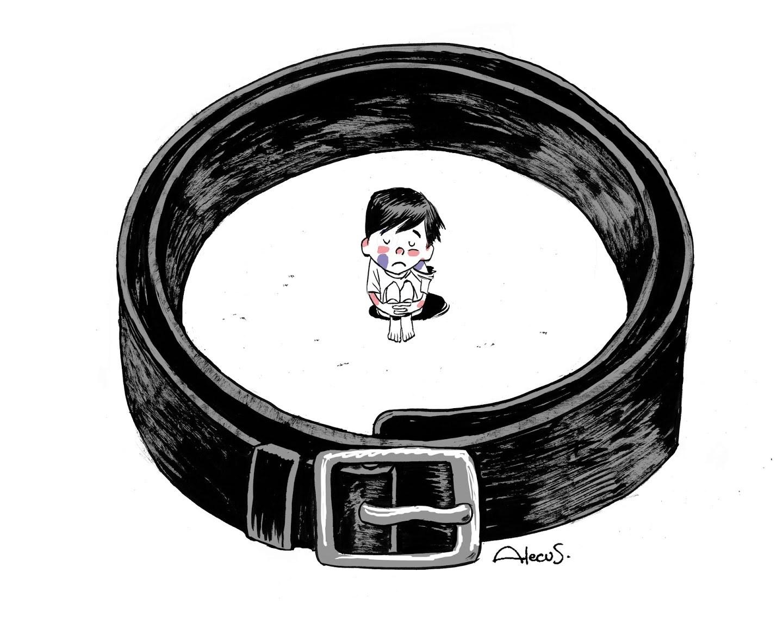 Basta de excusas: maltrato infantil #sersiendo
