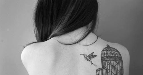 tatuaje jaula