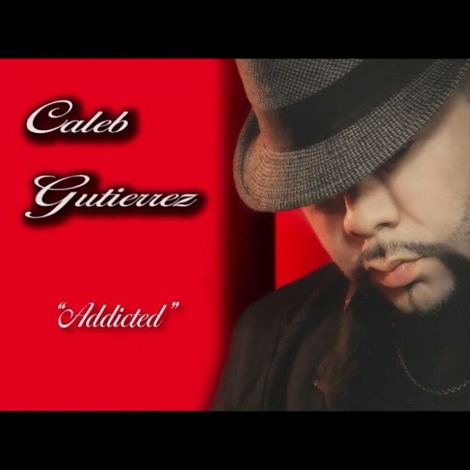 "COMING SOON: ""Addicted"", the new single by @soulsinga83 aka Caleb Gutierrez and produced by Christopher Spooner and Nadir (@nomowale) Omowale. Here's a little taste..."
