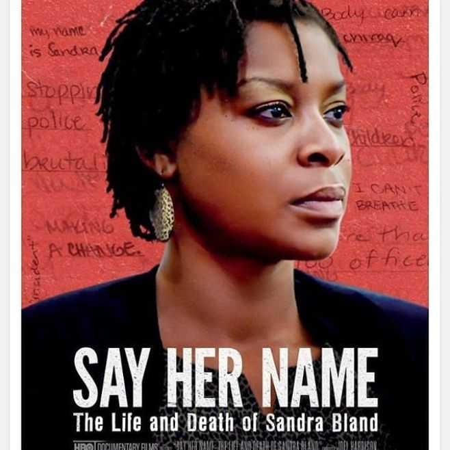#SayHerNamerepost via @dwcfilm Debuts DEC. 3 on HBO.#dwcinc #dwcfilmfest #blackandbrown