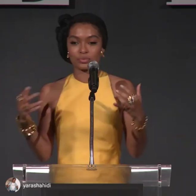THISrepost from @yarashahidi Posting In light of our current socio-political landscape. We must commit to amplify marginalized voices in the rooms we are lucky enough to be in