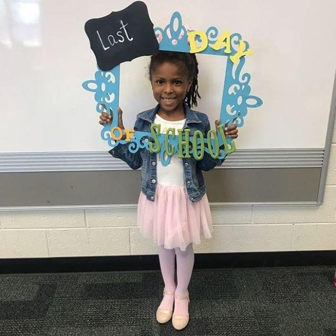 And just like that, Kindergarten is a wrap! #1stGraders #TheOmoWonderTwins #SchoolsOutForSummer #AcademicSummerCampHereWeCome #FullRideScholarshipsWontEarnThemselves