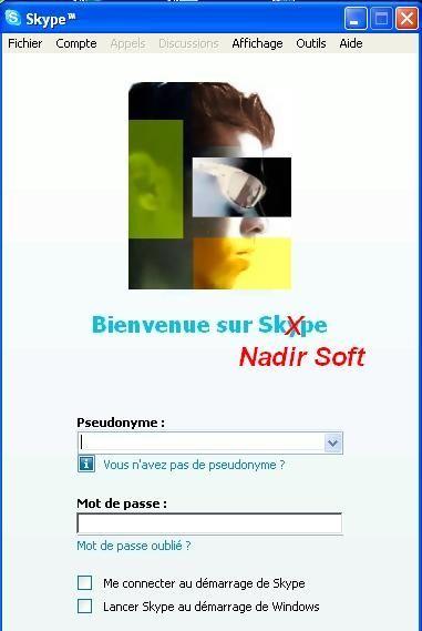 Skype Pirate par nadir soft et sans des viruss et trojans