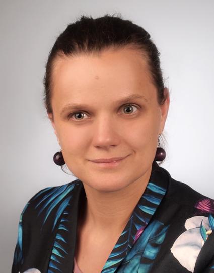 Maria Hornowska-Stoch - psycholog