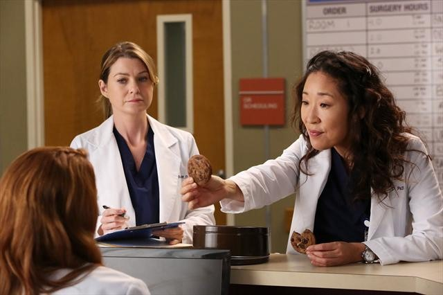 Grey\'s Anatomy 9x11 - The End Is The Beginning Is The End