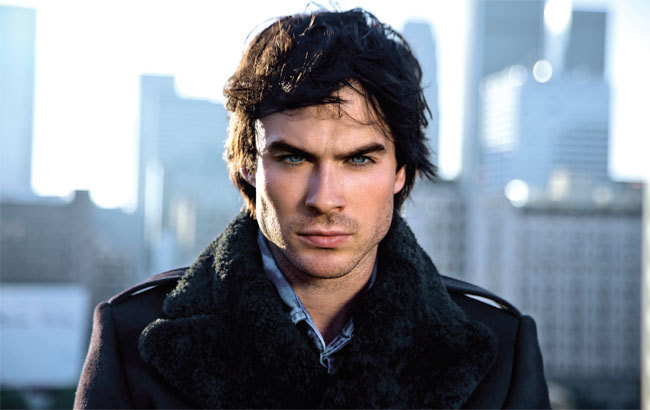 Ian Somerhalder Returns To TV