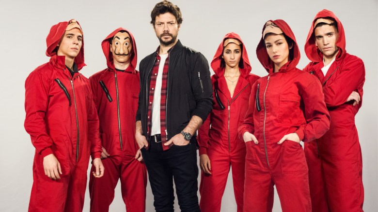 Netflix Renews Money Heist