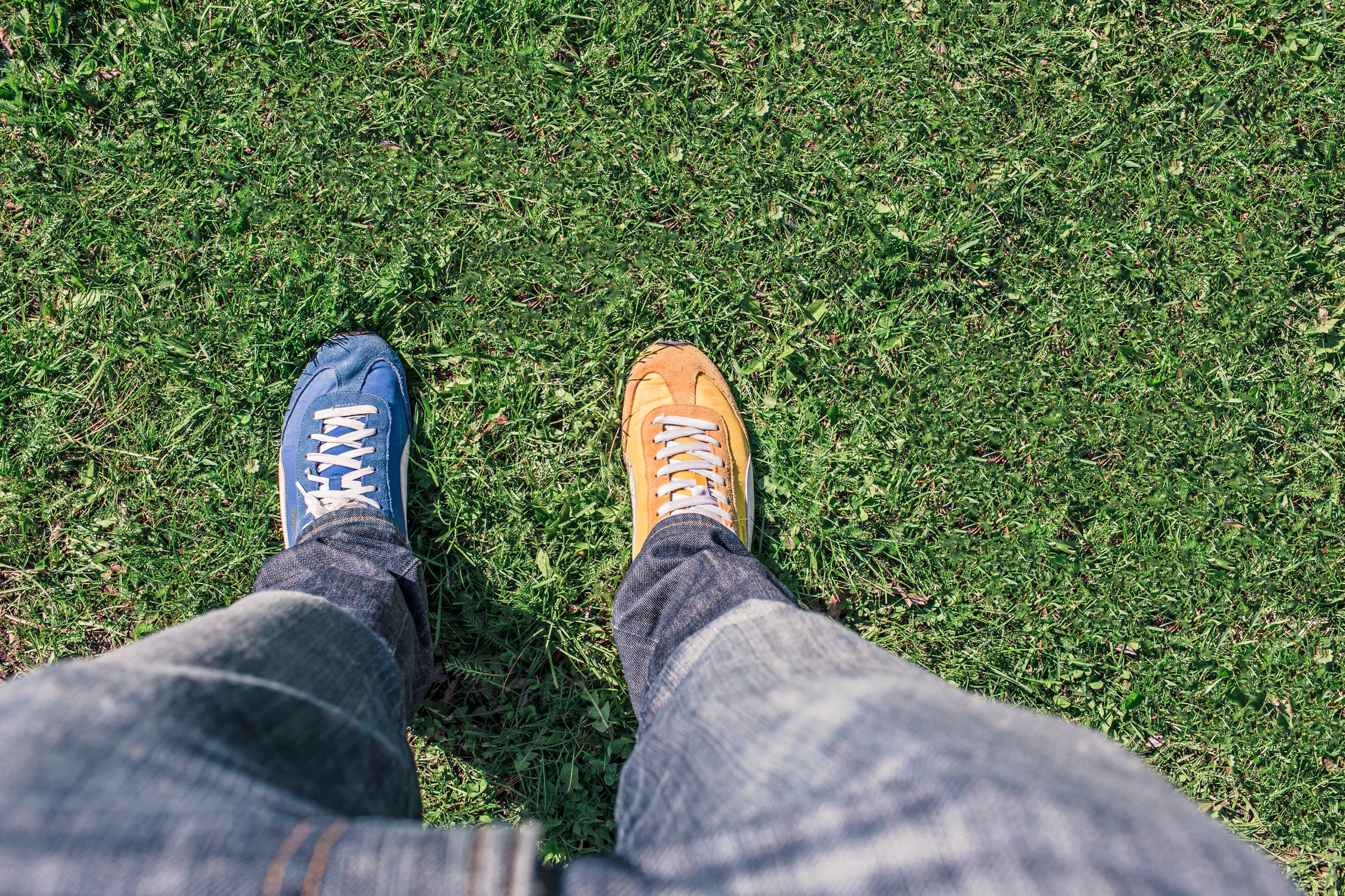 רגליים