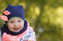 Toddler Portrait Outdoors