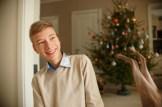 Домашняя Новогодняя фотосессия