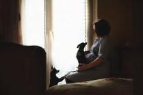 домашняя фотосессия беременности