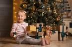 Новогодняя фотосессия в Риге, детская фотосессия