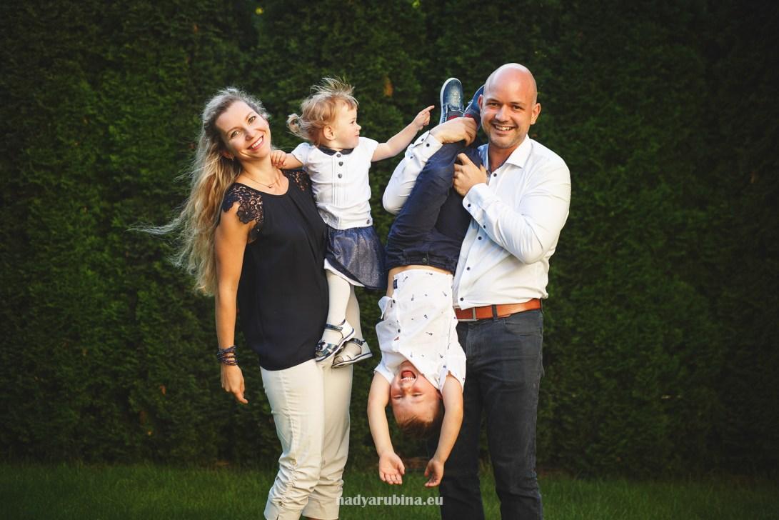 Семейный фотограф в Риге, Надя Рубина.
