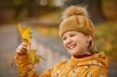 Осенняя детская фотосессия в Старой Риге