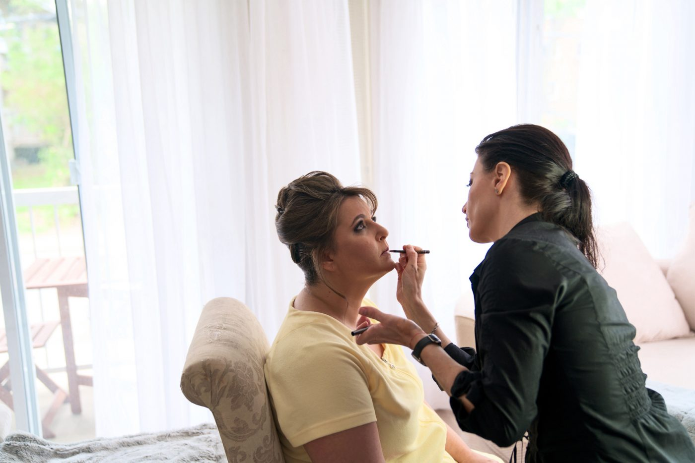 BTS makeup bride montreal