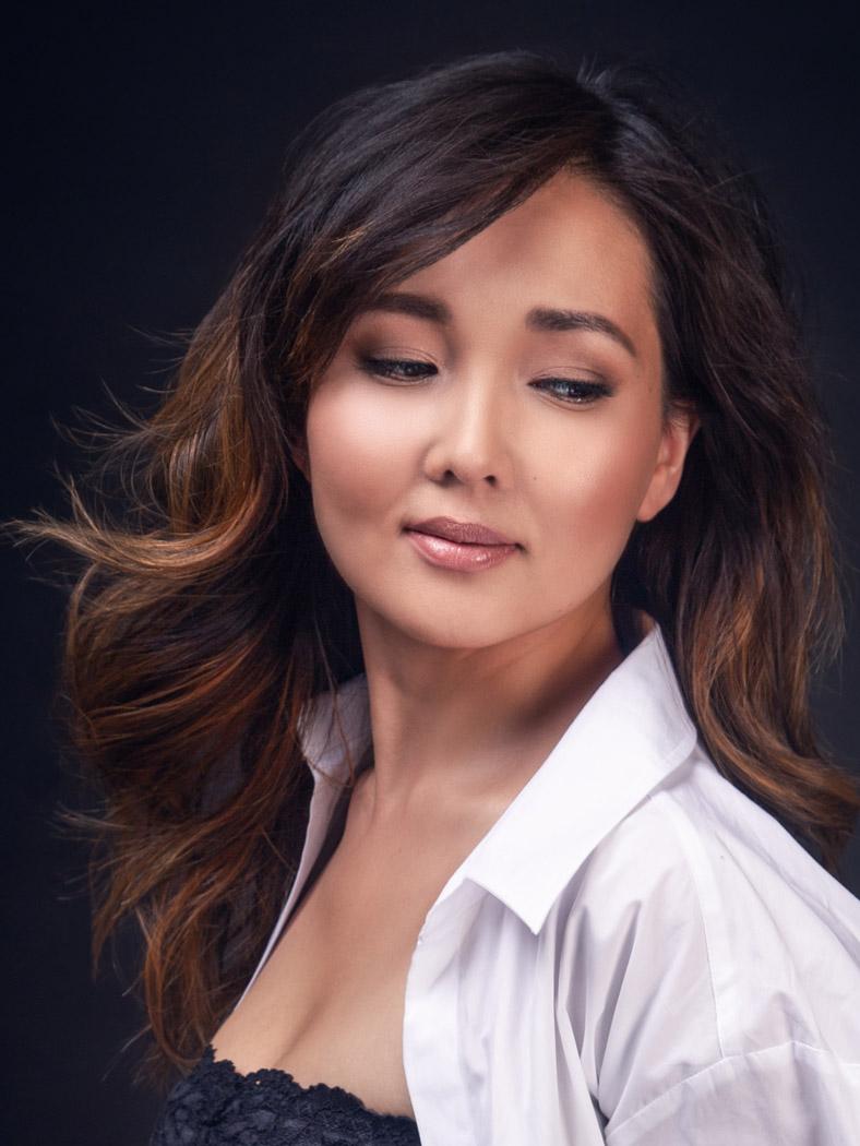fashion asian makeup Montreal