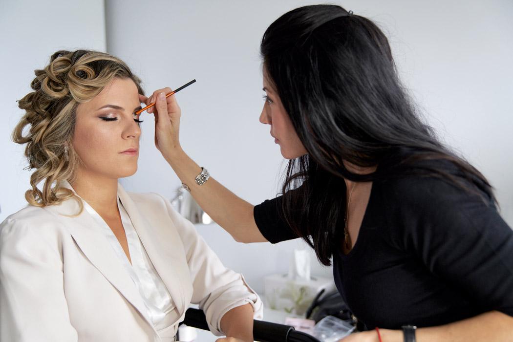beauty bridal makeup